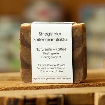 "Striegistaler Naturseife ""Kaffee"""